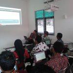 Pelatihan Pemantapan Sidekem dan Website Desa