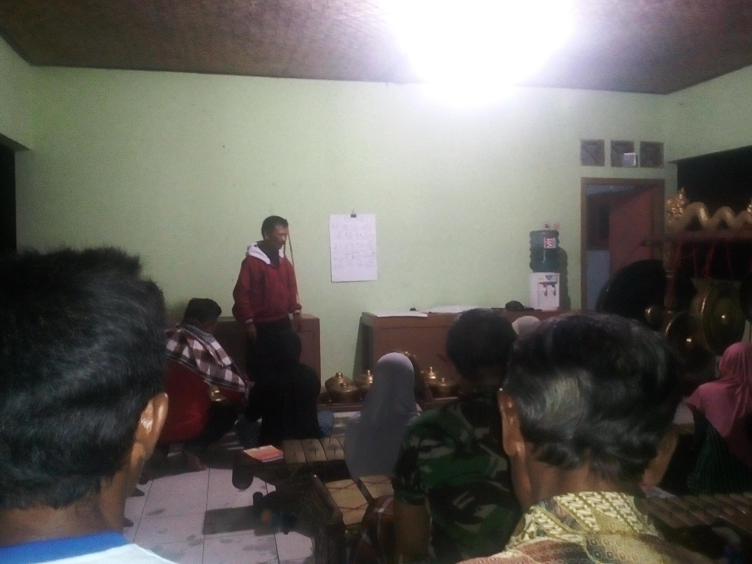 Melestarikan Budaya Lokal dengan Pelatihan Kesenian Gamelan