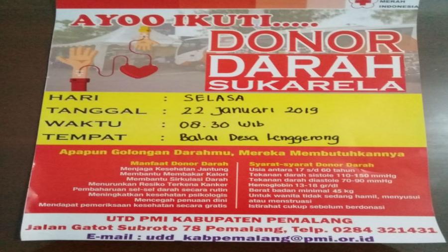 Donor Darah 1