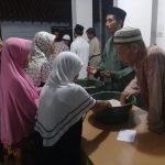 Panitia Zakat Fitrah Desa Lenggerong  Laksanakan Penerimaan dan Penyaluran Zakat Fitrah