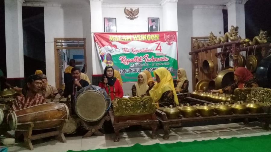 """Grup Gamelan """"Wijaya Laras"""" Lenggerong"""