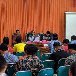 Sukseskan Live Streaming Kirab Pataka Pemalang, Kades Lenggerong Hadiri Rakor