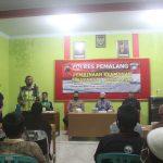 Kunjungi Warga Lenggerong, Satbinmas Polres Pemalang Lakukan Pembinaan Keamanan Swakarsa
