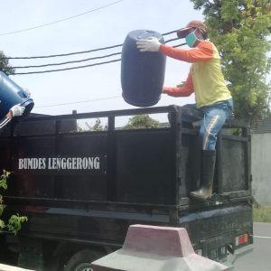 Pengangkutan Sampah